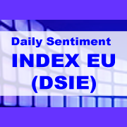 """Daily Sentiment Index: EU (DSIE) 26 Weeks  <br><br> <p style=""""color:red;"""">REG PRICE $895  SALE $495<br>SAVE $400</p>"""
