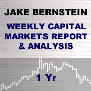 "Jake Bernstein Weekly Capital Markets Report & Analysis  1 Yr<br><br><p style=""color:red;""> REG PRICE $1295  SALE $495<br>SAVE $800</p>"