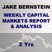 "Jake Bernstein Weekly Capital Markets Report & Analysis 2 Yrs <br><br> <p style=""color:red;"">REG PRICE $1942  SALE $689<br>SAVE $1253</p>"