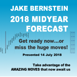 """JAKE BERNSTEIN  2018 MIDYEAR FORECAST <br><br> <p style=""""color:red;"""">REG PRICE $169 SALE $39 <br>SAVE $130</p>"""
